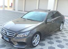 For sale 2013 Grey E 350