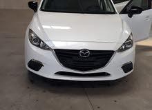 Mazda 3 car for sale 2015 in Amman city