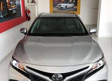 Automatic Toyota 2018 for sale - Used - Al Dhahirah city