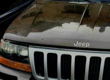 Automatic Jeep Grand Cherokee 2000