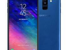 جهاز Samsung A6 PLUS للبيع او المراوس بموبايل او حاسبة