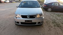 2001 New Polo with Manual transmission is available for sale