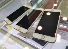 iphone 6s 16GB & 32GB &64GB مستعمل بحال الوكاله مكفول