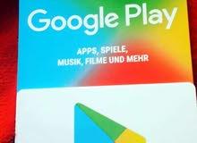 Google Play 10$ بسعر حصري