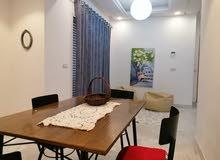 شقة جميلة مفروشة ذات غرفتين للإيجار حدائق قرطاج تونس