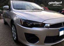 For rent 2018 Mitsubishi Lancer