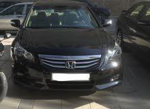 Black Honda Accord 2012 for sale