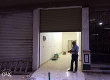 محل للبيع في البطاش شارع مسجد النصر