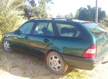 مرسديس c200 موديل 1997