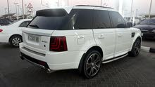 2008 range rover Sport Supercharged Gulf specs