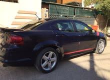Blue Dodge Avenger 2013 for sale