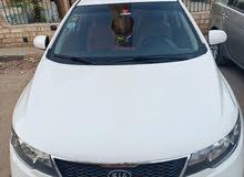 كيا سيراتو 2012 للايجار