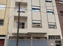 عمارة 3 طوابق و محل و طابق ارضي المغرب الدار البيضاء