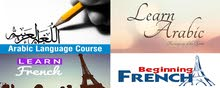 Private French and Arabic Courses