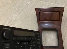 مسجل وكور قير لقزز 400 موديل 1999