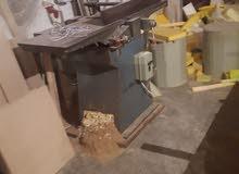 معدات مصنع مفروشات ونجاره للبيع