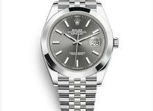 للبيع ساعة رولكس ديت جست 41
