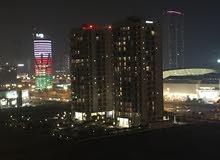 الايجار شقة فاخرة مفروشة بالكامل في المنامة قريبة من سيتي سنتر