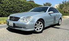 Mercedes CLK 240 - 2005 SkyBlue