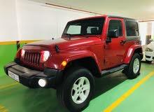 Jeep Wrangler sahara 2010 for sale