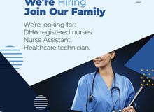we're hiring nurses Immediately