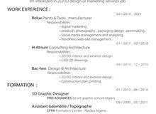 مصمم 3d/2d جزائري أتقن وأتعامل مع أغلب برامج التصميم . عمل أونلاين أو سفر