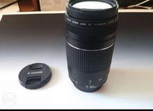 canon lens 75-300
