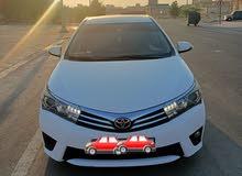 Toyota Corolla 2015 GCC full option