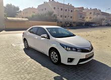 Toyota Corolla 2016 free accident