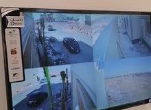 كاميرات المراقبة. شبكات. بصمة و انتر كوم  و سنترالات