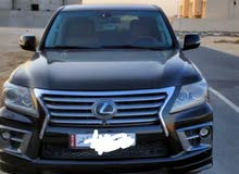 FOR SALE: LEXUS MODEL 2012 - LX 570s
