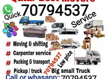 shifting moving service packing service call