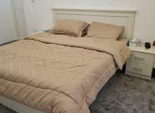 غرفة نوم جديدة صناعة محلية. لم تستعمل