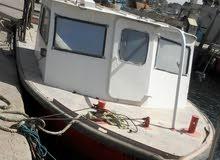 مركب امريكي .صيد وخدمات بحرية
