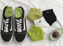 جوارب مميزة باشكال رائعة
