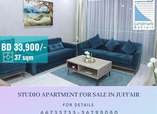 Amazing Seaview Studio Apartment For Sale in Juffair