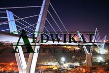 ارض للبيع في منطقة عبدون المساحة 1170 م