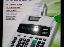 Casio calculator اله حاسبة كاسيو