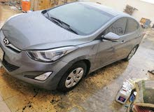 Hyundai Elantra 2016 on lease transfer.