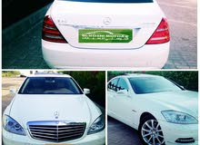 Mercedes Benz S350 car for sale 2011 in Muscat city