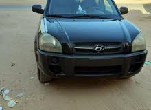 Used condition Hyundai Tucson 2007 with +200,000 km mileage