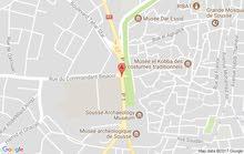 عمارة اللافق حي الرياض 5 سوسة
