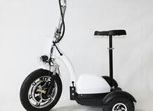زوبي سكوتر. دراجة كهربا ثلاث عجلات .  electric tricycle
