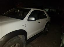 Toyota Fortuner car is available for sale, the car is in  condition