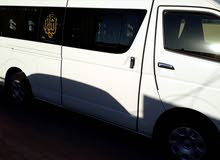 For rent with driverToyota bus2015
