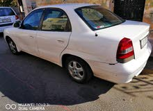 Manual White Daewoo 2001 for sale