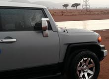 For sale 2014 Grey FJ Cruiser