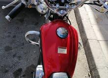دراجه 150 سي سي وكاله