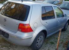 Manual Volkswagen 2002 for sale - Used - Gharyan city