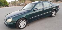Automatic Green Mercedes Benz 2004 for sale